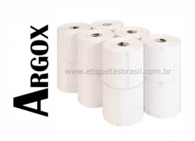 Etiqueta Argox Etiqueta Argox T 233 Rmica Etiquetas Brasil